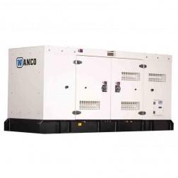 Wanco WSP40 38 kVA/32 kW Generator/Skid Mounted