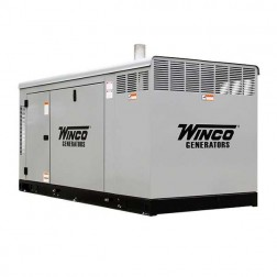 Winco PSS30LS 30kW Gaseous Standby Generator