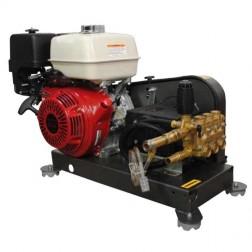 BE Pressure X-3513HTBGENCD GX390 3500 PSI Truck mount Gas Pressure Washer