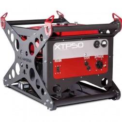 Voltmaster XTP50EH208 Honda 5000 Watt Three-Phase Generator