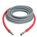 Simpson 41190 1/2 in x 50 ft x 10,000 PSI Hot Water Hose