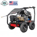 Simpson Superpro Roll-Cage Pressure Washer 65217 SW3080HUGL