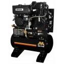 Mi-T-M 30-Gallon Two stage Diesel Air Compressor ABS-9KD-30H