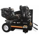 Mi-T-M 8 Gallon Two stage Kohler Gas Air Compressor/ Generator Combo AG2-PK14-08M1