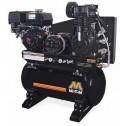 Mi-T-M 30-gallon Two stage Honda Gas Air Compressor/ Generator Combo AG2-SH13-30M