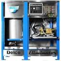 Delco Eliminator 65051 3000 PSI 460V 3-Phase Electric Motor /NG Burner Hot Pressure washer