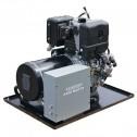 Gillette 6500 Watt EVTD-65EK  Heavy Duty Truck Mounted Generator