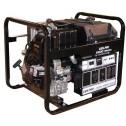 Gillette 6000 Watt Diesel Portable Generator GPED-65EK
