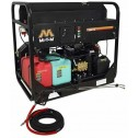 Mi-T-M 3500 PSI Gas Belt Drive Pressure Washer HS-3505-1MGH